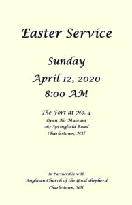 Easter Sunday Service Booklet